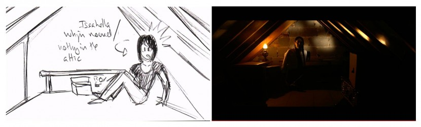Pieces storyboard comparison 3