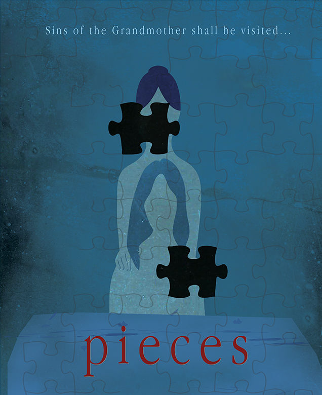Pieces - Official Poster non credits