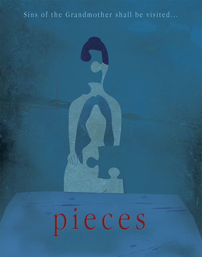 Pieces poster version 1.2