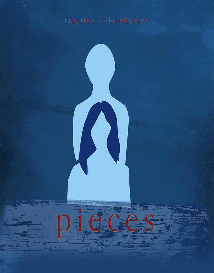 Pieces poster version 1